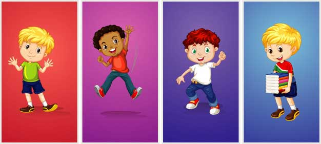 ده راز پرورش کودکان شاد