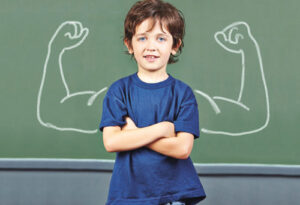 Children and adolescents self-confidence
