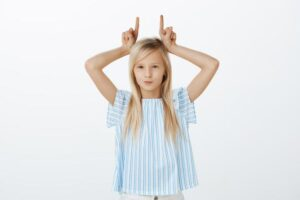 Stubbornness in children and adolescents