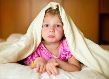 مدیریت خواب کودکان