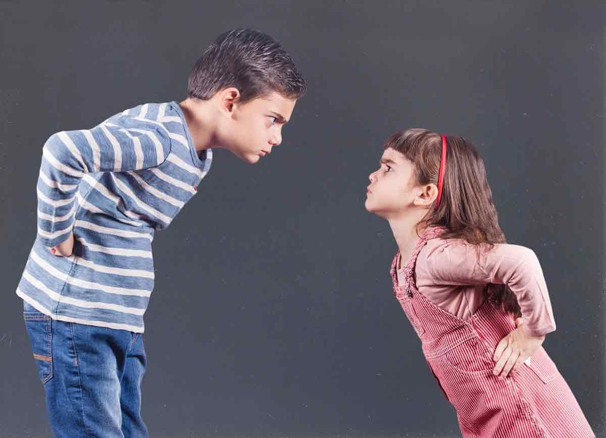 مدیریت دعوا و ناسازگاری کودکان و نوجوانان