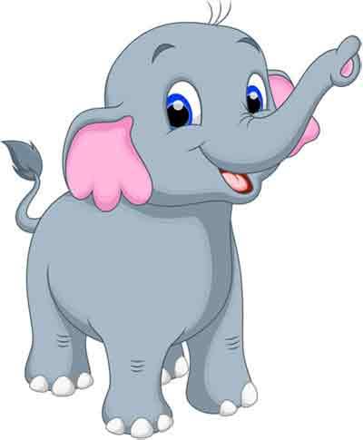 داستان فیل تنها در جنگل